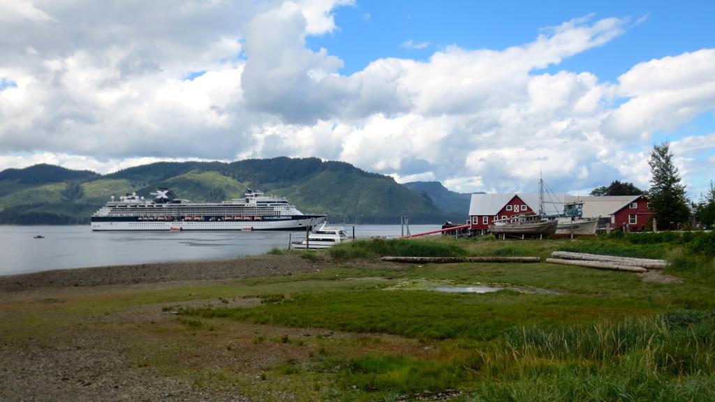 Ziprider 174 At Icy Strait Point Alaska
