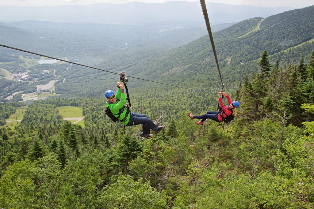 ZipRider® at Stowe Mountain Resort